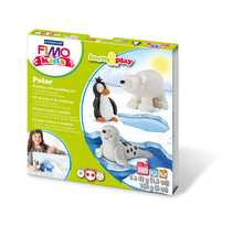 Kit Fimo Kids Banquise / 8034 15 Ly - Fimo