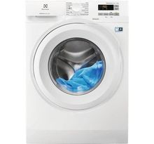 ELECTROLUX EW6F5933ED lave-linge frontal PerfectCare 600 - 9kg - 1200 tr/min - Classe A+++ - Blanc