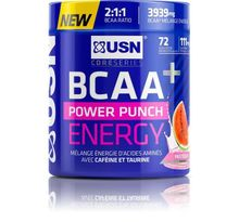 USN Boisson BCAA Power Punch Energy - Pasteque - 400 g
