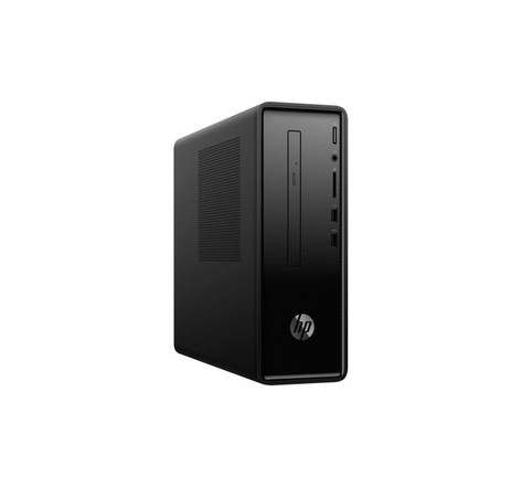 Hp Pc De Bureau Slim 290-a0024nf - Amd A9-9425 - Ram 4go - Stockage 128go Ssd + 1to Hdd - Windows 10