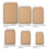 Lot de 10 enveloppes carton WellBox 1 format 176x270 mm
