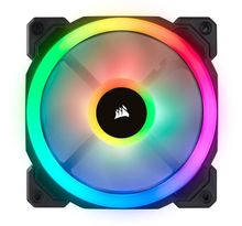 Ventilateur LL120  RGB - Diametre 120mm - LED RGB - Extension Pack (CO-9050071-WW)