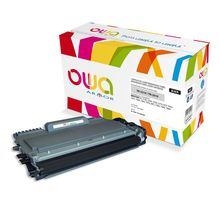 Toner remanufacturé compatible Brother TN2210 Noir