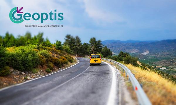 audit de la voirie avec geoptis