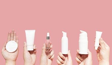photo de produits cosmétiques