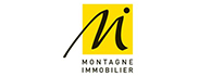 logo montagne immobilier