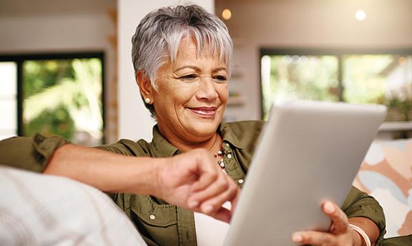 tablette ardoiz pour les seniors