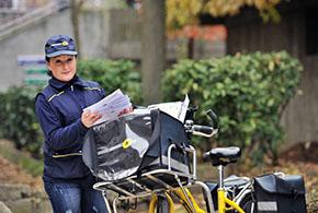 R exp dition nationale d m nagement la poste - Faire suivre son courrier temporairement ...
