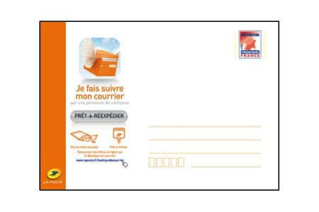 G rer simplement la r exp dition de votre courrier la poste for La poste reexpedition courrier temporaire