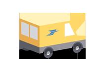 Les services de la poste pour les particuliers envoi et suivi de courrier et de colis achats - Localiser bureau de poste ...