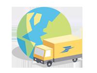Produits et services courrier et colis la poste - Reexpedition courrier temporaire poste ...