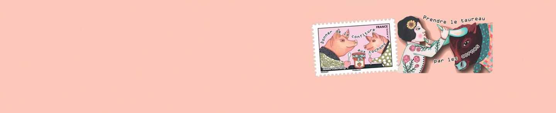 envoyez votre courrier affranchi de ces timbres. Black Bedroom Furniture Sets. Home Design Ideas