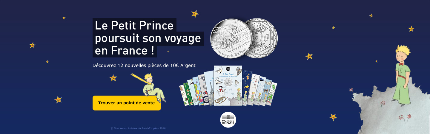 Le Petit Prince poursuit son voyage en France !