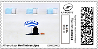 Timbres à imprimer - Collection Summerstamp