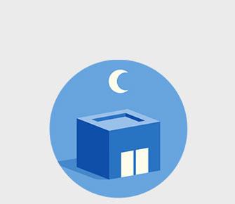 les services de la poste en soir e et la nuit. Black Bedroom Furniture Sets. Home Design Ideas