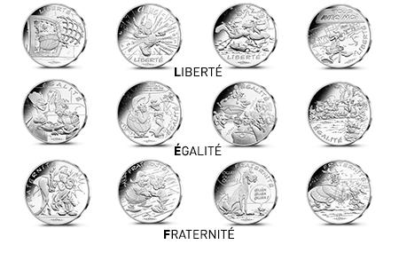 monnaie de paris 10 euros argent