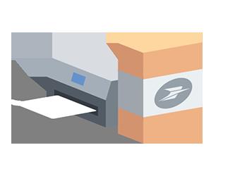 Affranchissez vos colissimo depuis chez vous la poste - Particulier outils trouver un bureau de poste ...