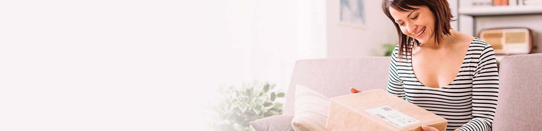 envoyer un colis depuis sa bo te aux lettres colissimo. Black Bedroom Furniture Sets. Home Design Ideas