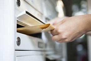 R exp dition internationale d m nagement la poste - Faire suivre son courrier temporairement ...