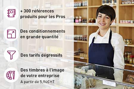 Les avantages laposte.fr pour les Pros