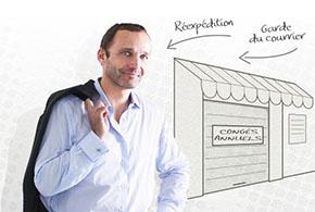 r exp dition temporaire nationale absence et cong s professionnels la poste. Black Bedroom Furniture Sets. Home Design Ideas