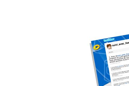 Suivre une lettre, un colissimo, un envoi express Application La Poste Retrouvez les services pratiques de La Poste gratuitement sur votre mobile où que vous soyez! Application Chronopost Où que vous soyez, gérez vos envois Chronopost en toute tranquillité!.