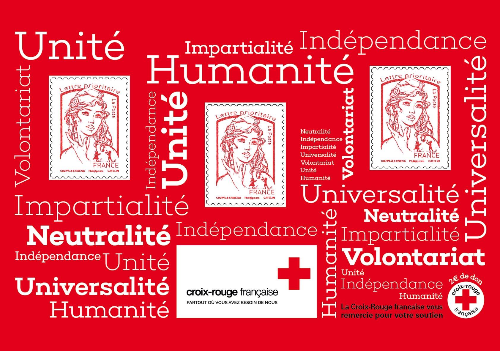 """Bloc """"Croix-Rouge française"""""""