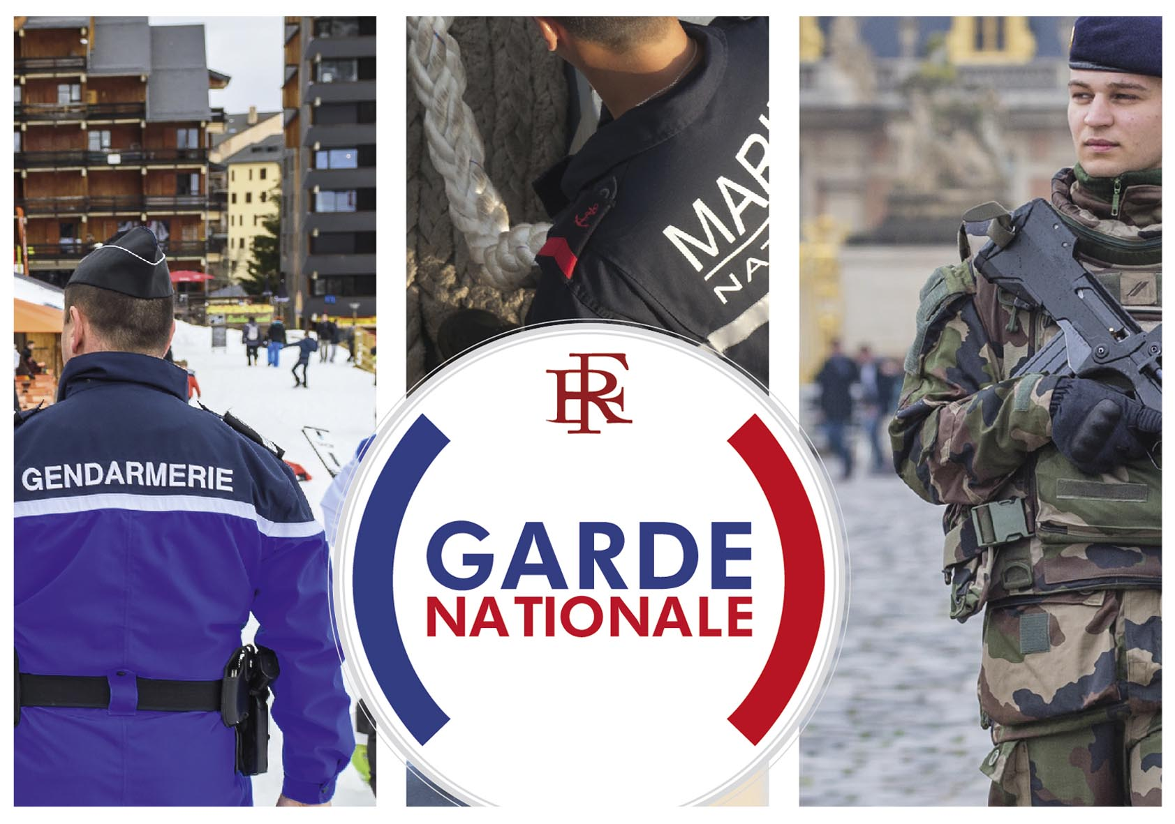 "Collector ""Garde Nationale"""