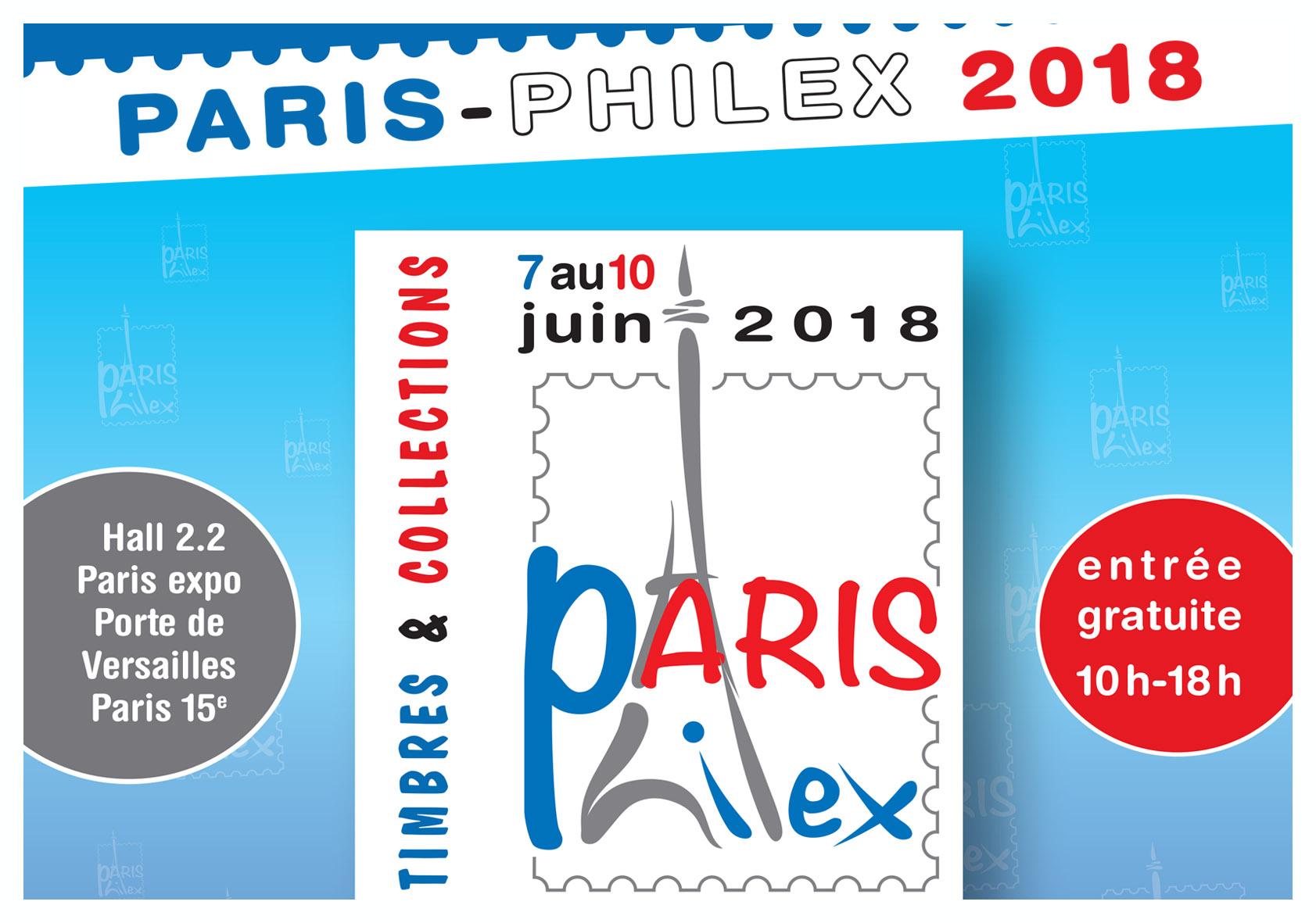 Paris -Philex 2018