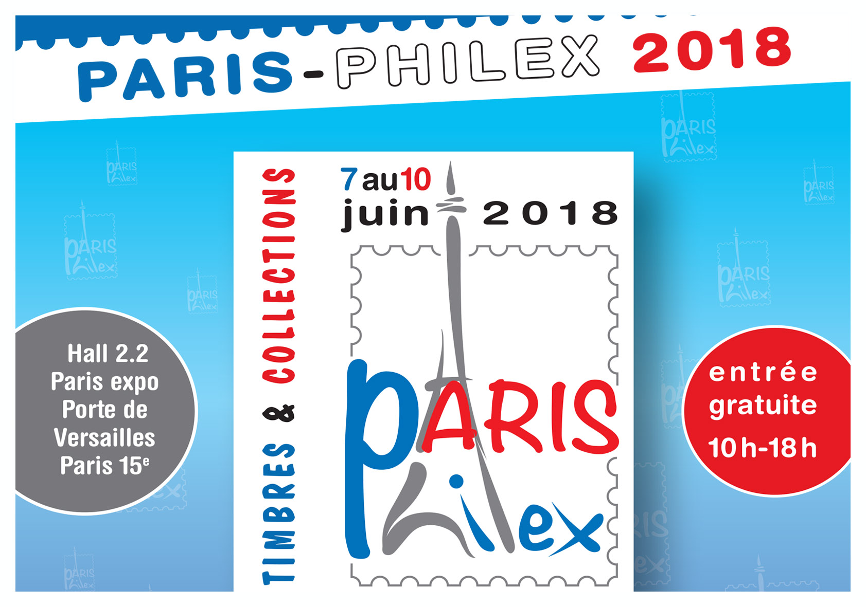 Paris -Philex 2018