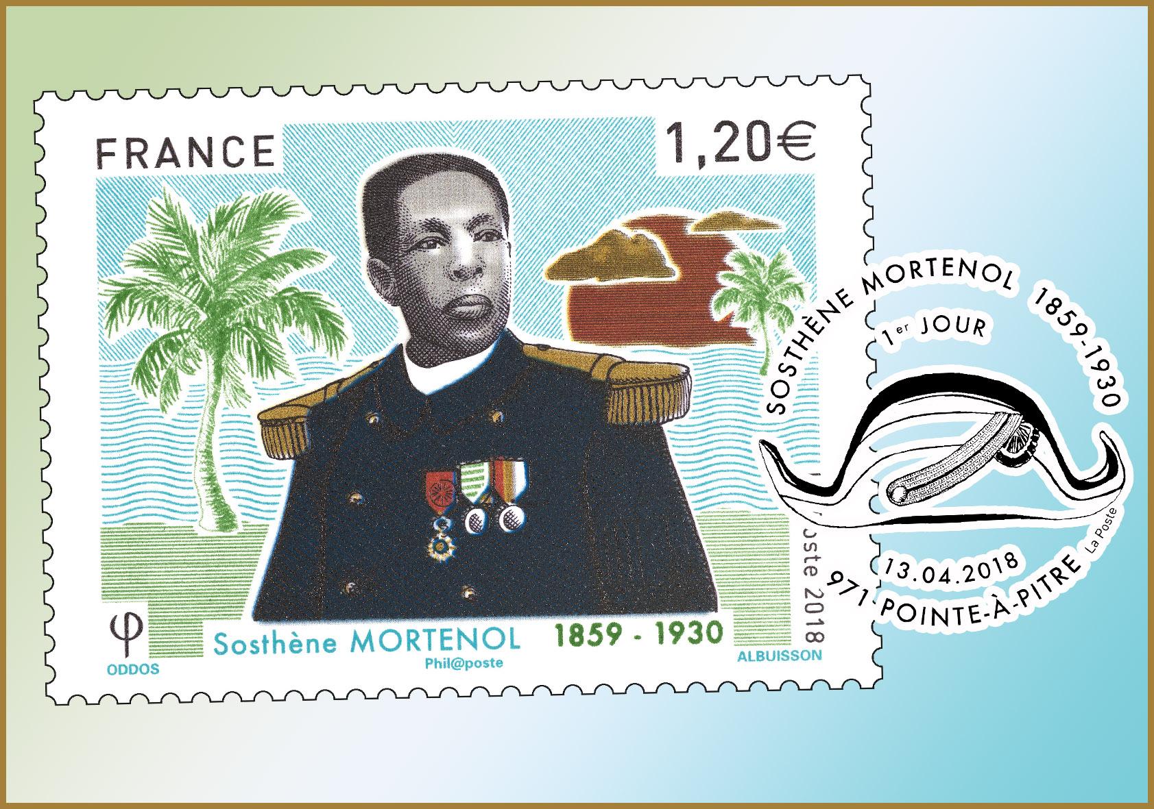 Sosthène MORTENOL (1859-1930)