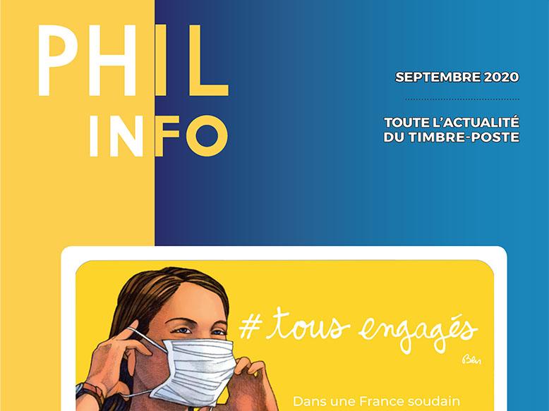 image du phil'info de septembre 2020