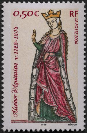 Aliénor d'Aquitaine ( v.1122-1204)-3640