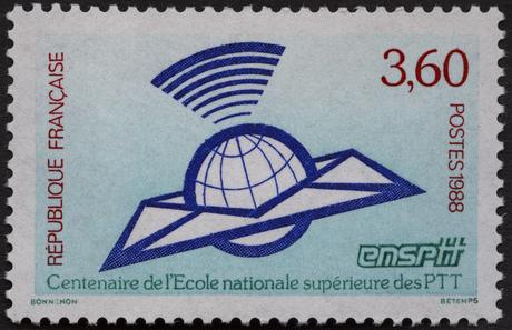 Centenaire de l'Ecole Nationale Supérieure des PTT-2527