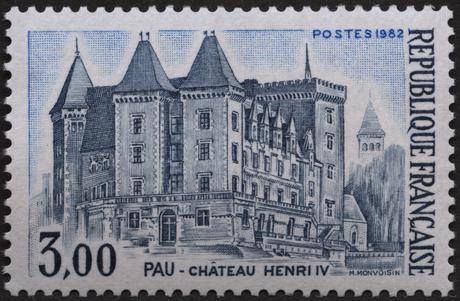 Château Henri IV à Pau-2195
