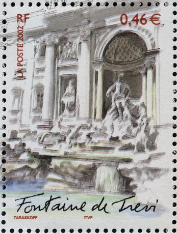 Fontaine de Trevi-3528