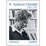 Timbre Andrée Chedid