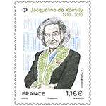 timbre Jacqueline de Romilly